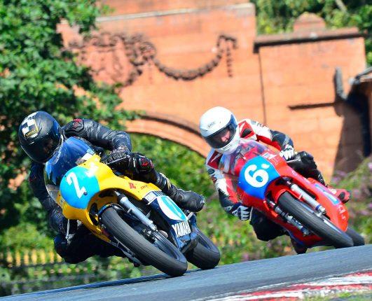 Tony Perkin and Derek Skinner GP Originals masters