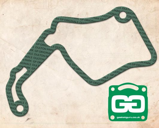 The Gasket Guru TZ250 and TZ350 gaskets for GP Originals