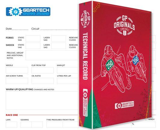 Geartech Limited support GP Originals