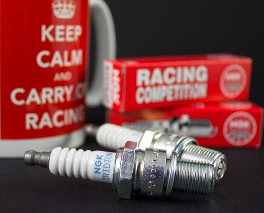 NGK Spark Plugs UK support GP Originals post classic racing