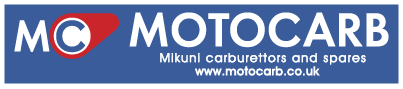 Motocarb specialise in genuine Mikuni motorcycle carburettors and sponsor GP Originals