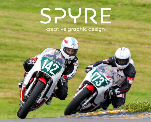 Spyre Limited produce all the social media, design and creative work for GP Originals