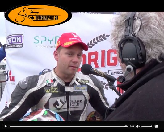 Thundersport GB video of GP Originals race March 2019