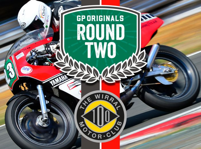 Round Two of GP Originals at Oulton Park with Wirral 100