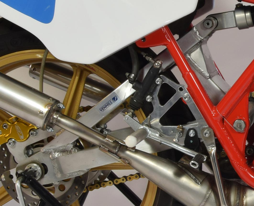 GP Originals genuine Yamaha swingarm