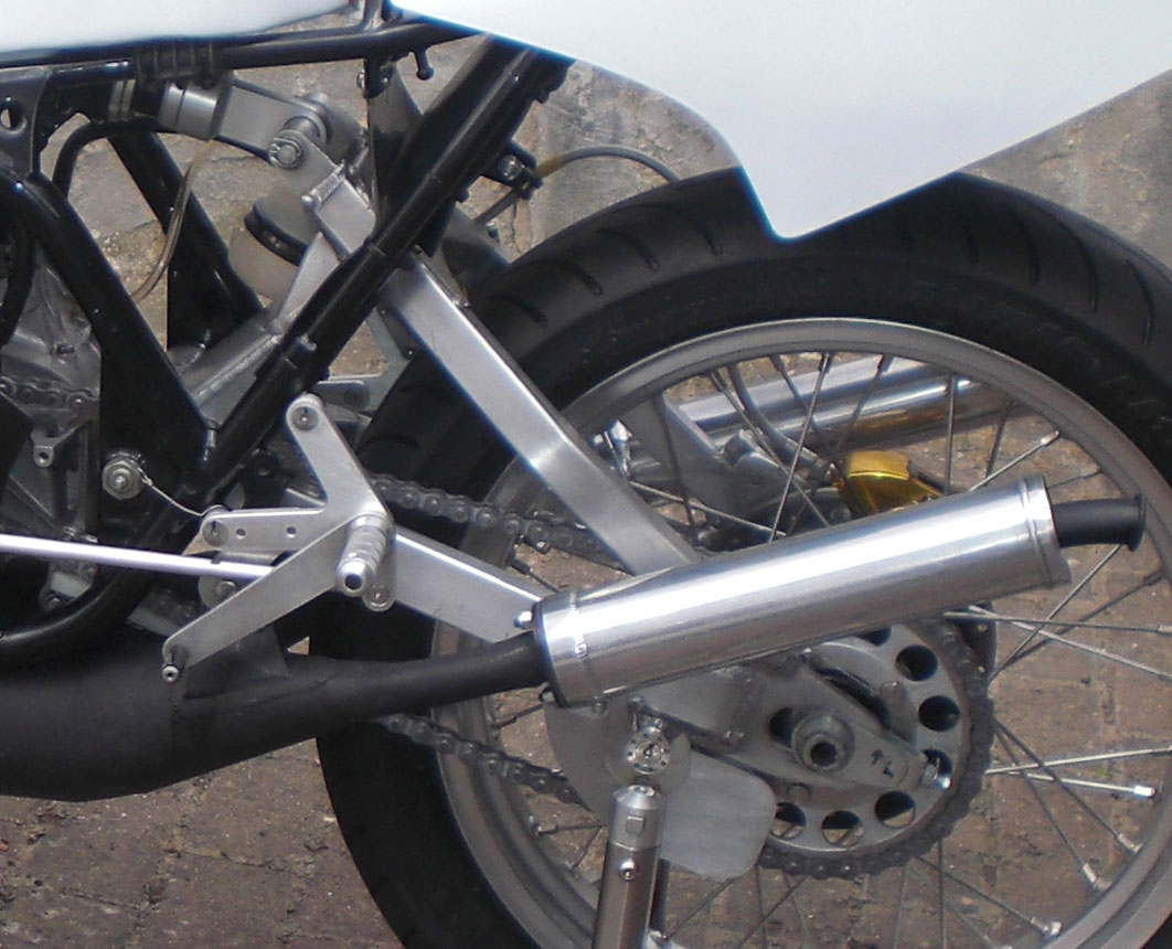 GP Originals original Yamaha swingarm