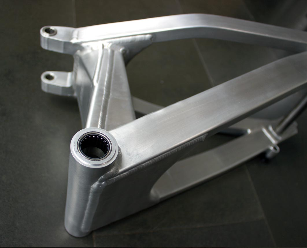 GP Originals eligible Yamaha swinging arm for TZ350G