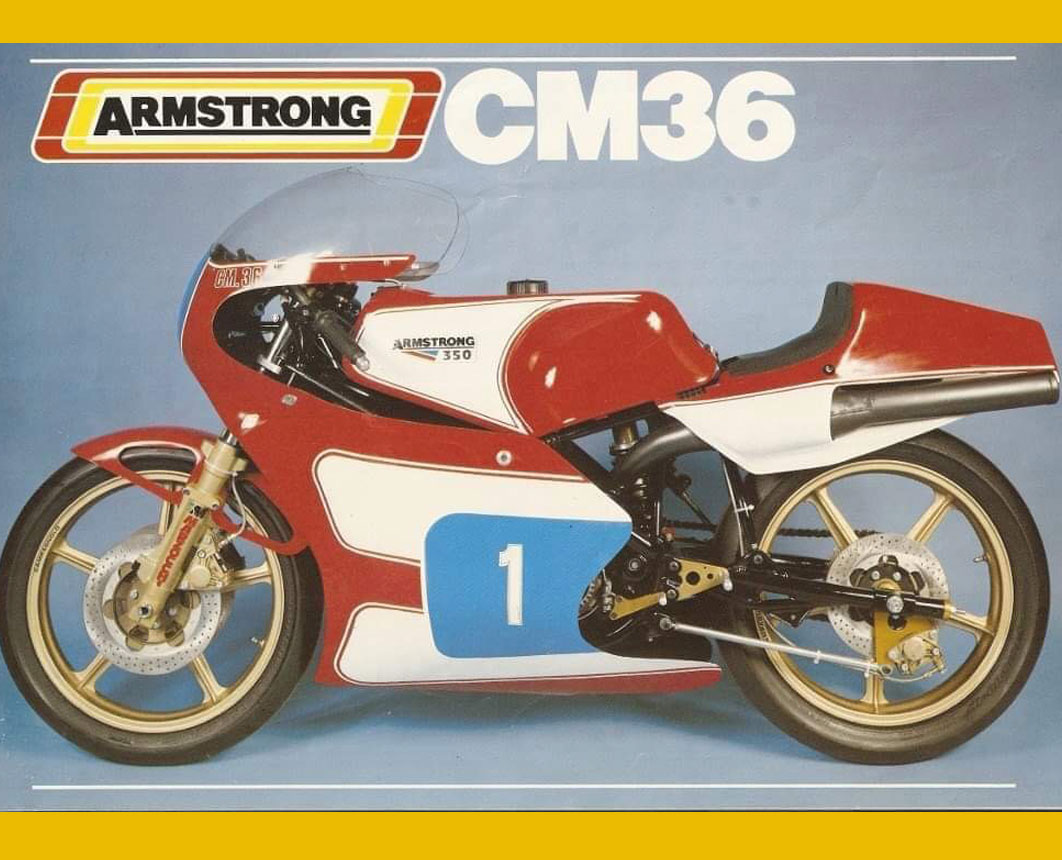 Armstrong CM35 350cc from 1982