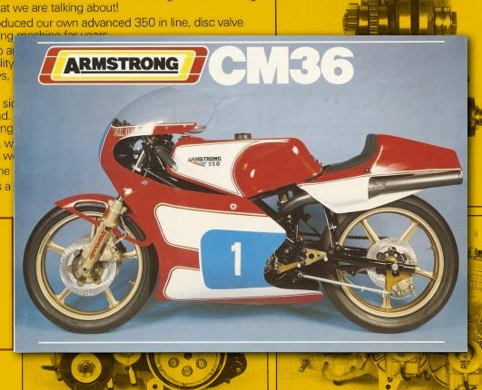 Armstrong CM36 350cc