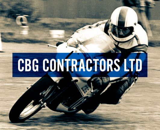 Rob Brew of CBG Contractors, Peel, Isle of Man