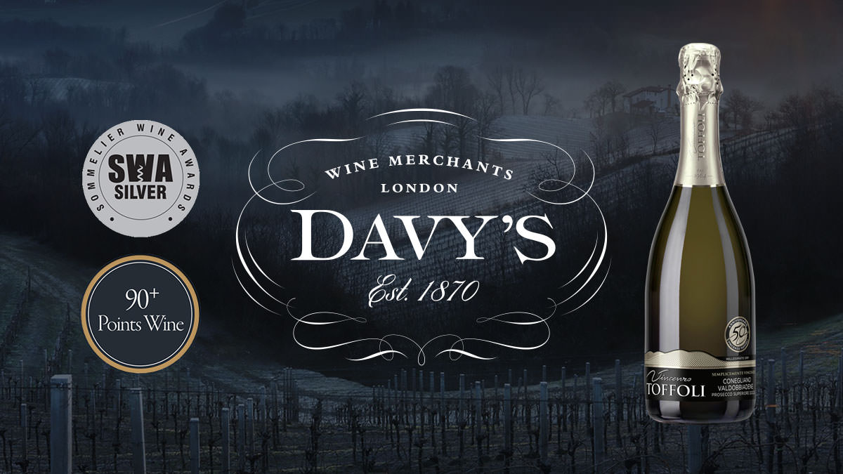 Davy's wine merchants are putting the sparkle into GP Originals motorcycle racing